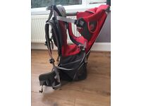 Little Life S3 Cross Country Baby/Toddler Carrier