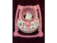 GRACO ACTIVITY WALKER IN PINK