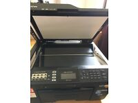 Brother A3 printer scanner fax