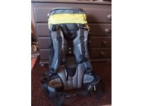 FOR SALE Mountain Warehouse Carrion 65L Rucksack..!!