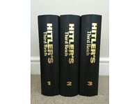 Hitlers Third Reich - Complete Set 32 Magazines (3 Binders)
