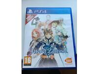 PS4 game - Tales of Zestiria