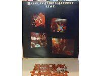 A Barclay James Harvest Vinyl LP Double !