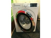 beko washing machine for sale (excellent condition - less than two years old) £150 collection only