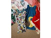Girls age 6-8 includes q few Boden as photographed. Next make if over 50 items