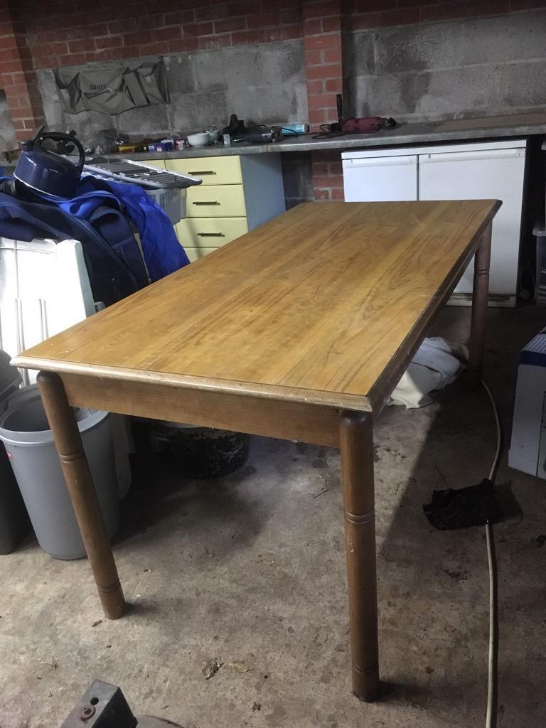 laminate kitchen table  in bridgwater somerset  gumtree