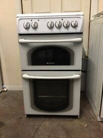 Hotpoint electric cooker 50cm ceramic 3 months warranty free local delivery!!!!!!!!!