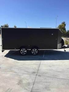 Motorbike Trailer Enclosed Wangara Wanneroo Area Preview
