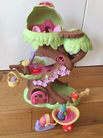 Happy land forest fairy tree house