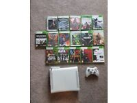 Xbox 360 console & games for collection