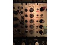 Doepfer A-124 VCF module filter synthesizer