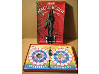 (Magic Robot quiz board game). By Merit Games. Complete in excellent condition.