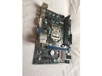MSI motherboard with Intel i5 3570k CPU