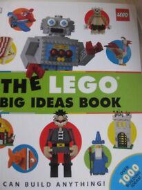 Lego Big Ideas book