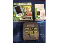 LeapPad2 + power pack