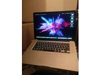 MacBook Pro Retina 15' i7 256gb SSD