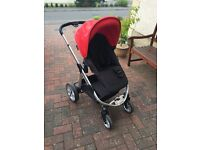 I Candy Apple to Pear Pram , Stroller and Car Seat