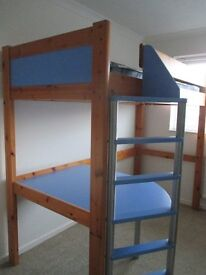 Single Stompa Style Cabin Bed