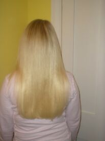 Hair Extensions - SW London From £70 (L A Weave, Tape, Micro Rings and Sew in Weaves