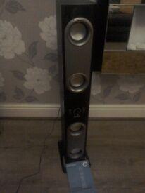 Large floor Speaker