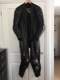 Alpinestars leather suit