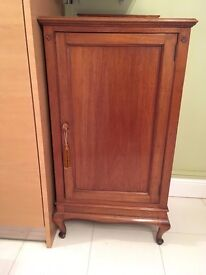 Mahogany Cabinet / Drinks Cabinet / Cupboard