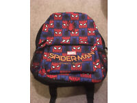 Spider-Man Rucksack Brand New Without Tags, bought (for an adult!) but never used.