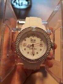 Ladies Ice Watch excellent condition