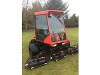 Jacobsen fairway ride on mower
