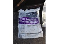 18 Lime Plaster Top Coat 25kg bags