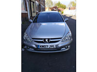 Peugeot 607 2.0 HDi Executive.Swap small automatic car
