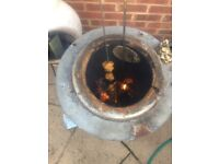 Tandoori Oven in very good condition outdoor