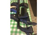 Fiat seicento (1998-2004) roof bars