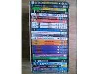 DVDs - ALL BRAND NEW & SEALED