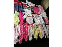 Baby girl clothes size 0-3 3-6 months