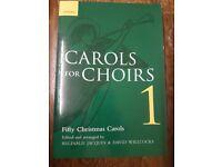 Carols for Choirs, 1: Fifty Christmas Carols: Bk. 1 (Paperback)