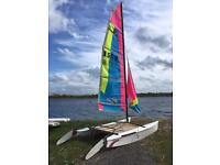 Hobie Cat 13 Catamaran