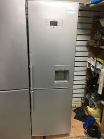 Large Family Size LG Fridge Freezer With Free Delivery