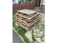 Free pallets for collection
