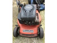 "Mountfield 460HP - 18"" Cut - Lawnmower - Spares/Repairs - **£30ono**"