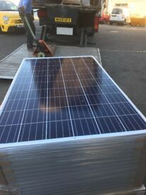 REC SOLAR PANELS X10.NEW ,260 WATTS.YOU ARE BIDDING ON 10 PANEL LOT.PICK UP OR DELIVERY AT COST