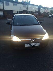 Vauxhall Corsa 1.2 LOW MILES