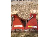 Axle stands heavy duty 5 tonnes