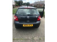 Vw polo 2004 - for sale