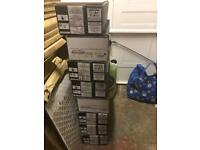 9.6sqm 200-500 ceramic tiles