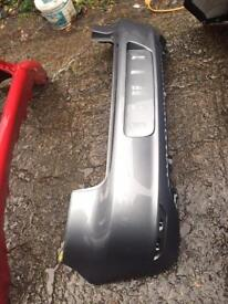 Genuine Vw golf Mk6 rear bumper choice of colour and model can post