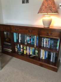Yew Book case
