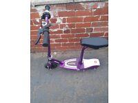Razor Scooter E100S Quick Sale