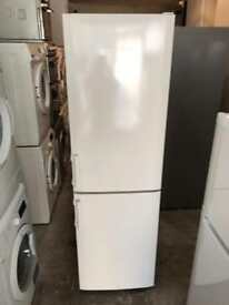liebherr Family Size White Colour fridge Freezer With Free Delivery 🚚