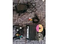 Nintendo GameCube Console + Controller